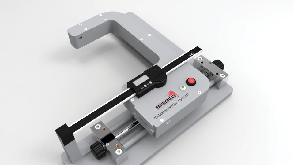Coordinometro Optico De Pendulos De Sisgeo Beemetry